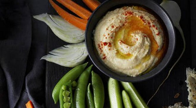 Recipe: Middle-Eastern Hummus Dip